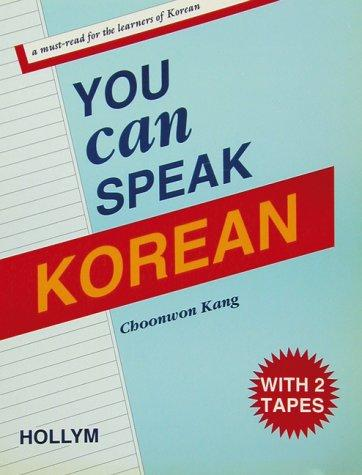 Download You Can Speak Korean