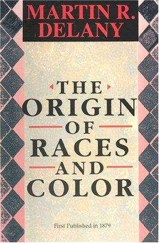 Download The Origin of Races and Color