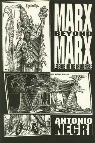 Image for Marx Beyond Marx: Lessons on the Grundrisse