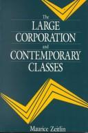 Download The large corporation and contemporary classes
