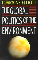 Download The global politics of the environment