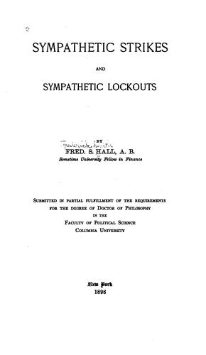 The Dublin lockout of 1913 | The.