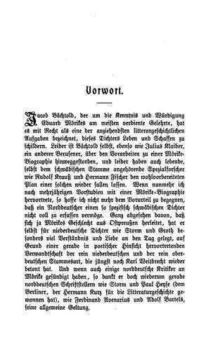 Download Eduard Mörike