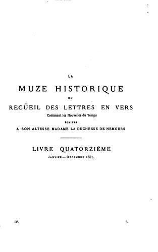 La muze historique