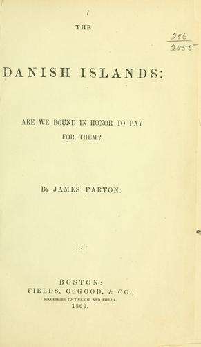 The Danish islands