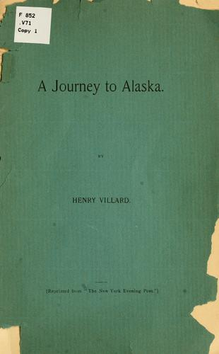Download A journey to Alaska.