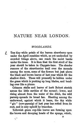 Download Nature near London