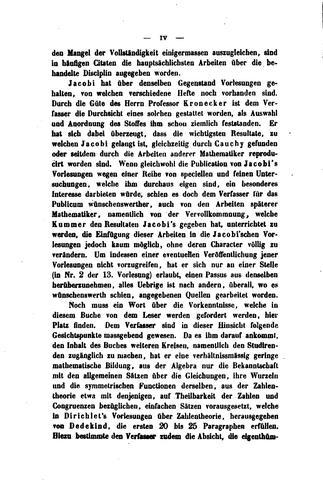 Die Lehre von der Kreistheilung und ihre Beziehungen zur Zahlentheorie.