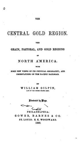Download The central gold region.