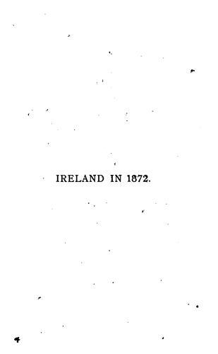 Ireland in 1872