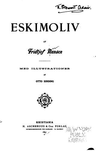 Eskimoliv