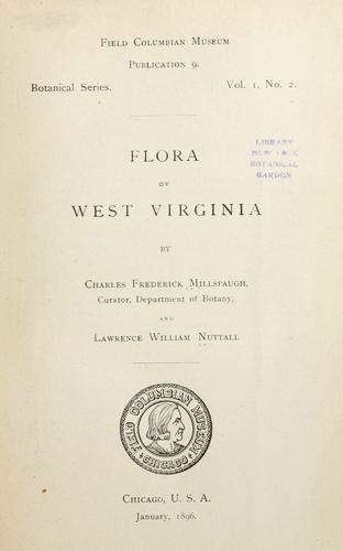 Download Flora of West Virginia