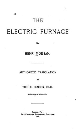 Download The electric furnace