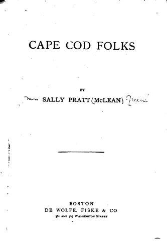 Download Cape Cod folks