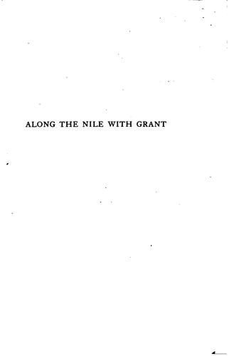 Along the Nile with General Grant