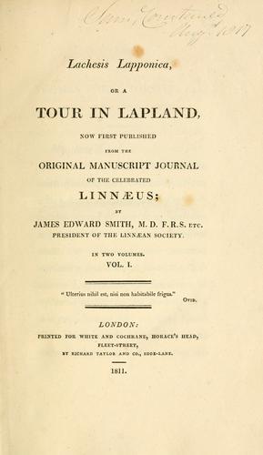Lachesis lapponica