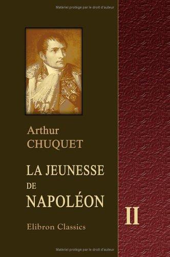 Download La jeunesse de Napoléon