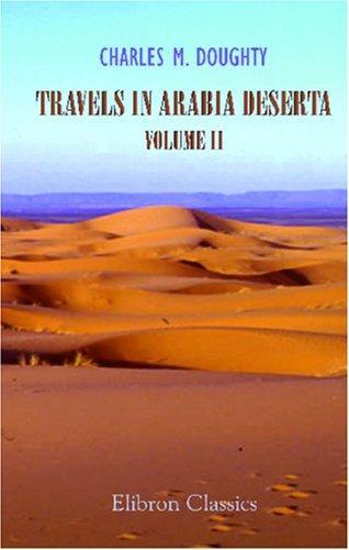 Download Travels in Arabia Deserta