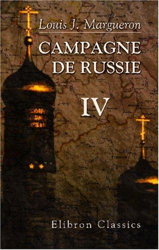 Download Campagne de Russie