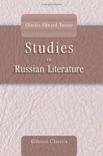 Studies in Russian Literature
