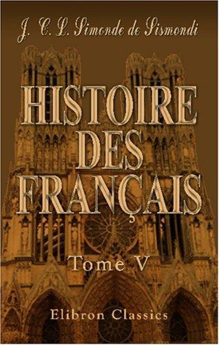 Download Histoire des Français