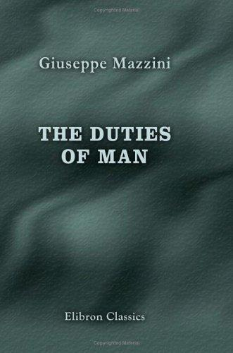 The Duties of Man