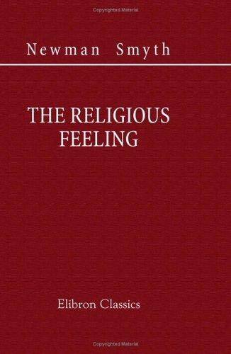 Download The Religious Feeling