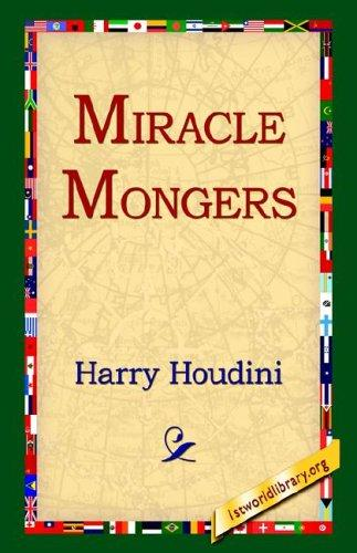 Download Miracle Mongers