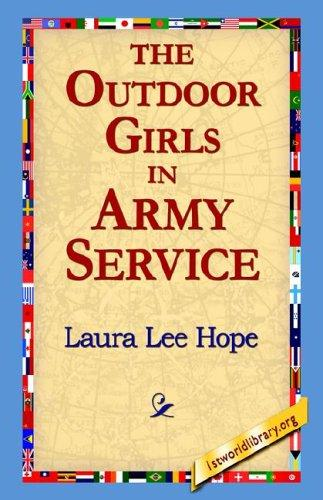 Download The Outdoor Girls in Army Service