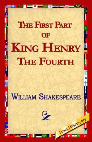 Download The First Part of King Henry the Fourth