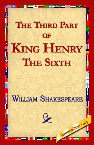 Download The Third Part of King Henry the Sixth