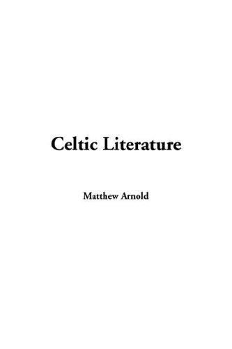Celtic Literature