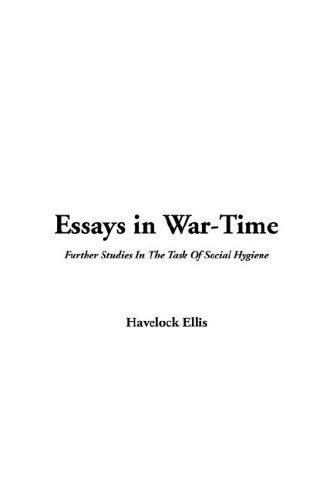 Download Essays in War-time