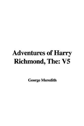 Download Adventures of Harry Richmond