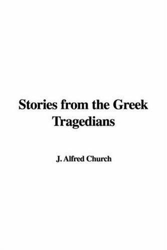 Download Stories from the Greek Tragedians