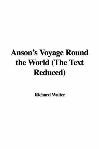 Download Anson's Voyage Round the World