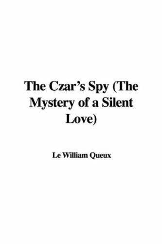 Download The Czar's Spy