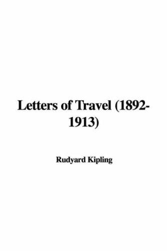Download Letters of Travel 1892-1913