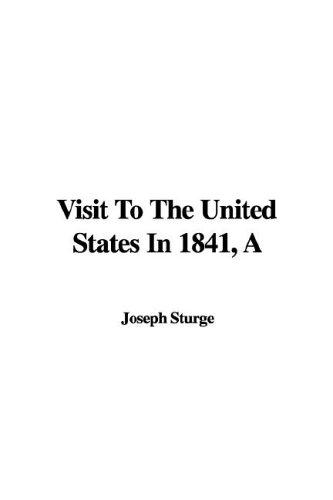 Download A Visit to the United States in 1841