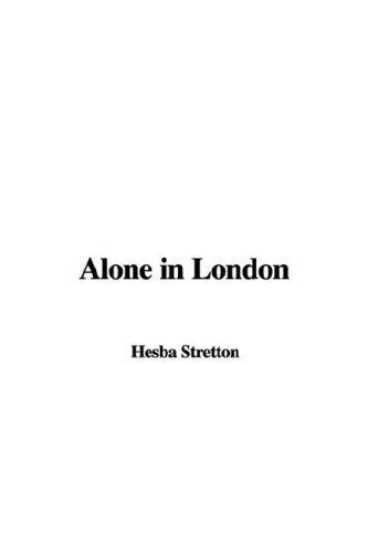 Download Alone in London