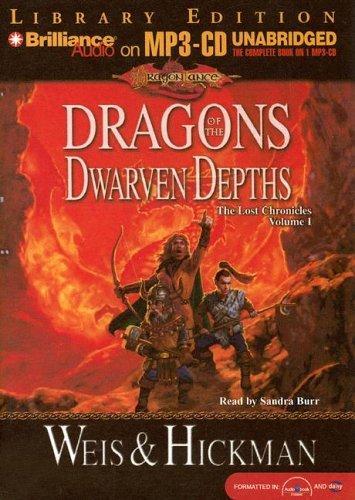 Download Dragons of the Dwarven Depths