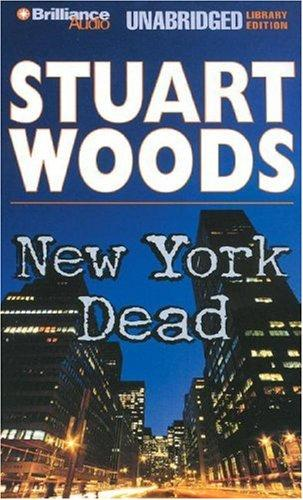 New York Dead (Stone Barrington) by Stuart Woods
