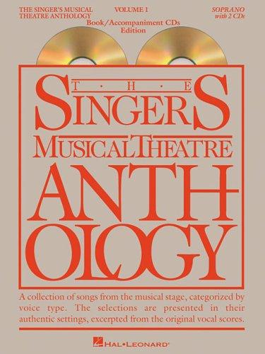 Singer's Musical Theatre Anthology – Volume 1