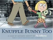 Knuffle Bunny Too Cover
