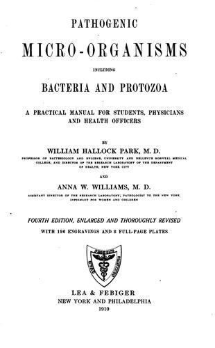 Pathogenic micro-organisms