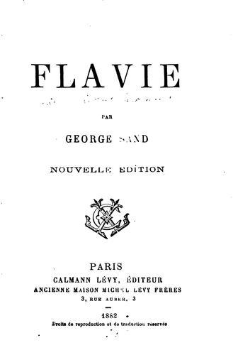 Download Flavie
