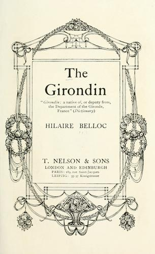 Download The  Girondin