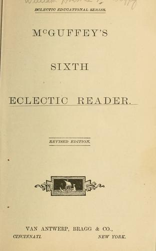 McGuffey's first-sixth eclectic reader