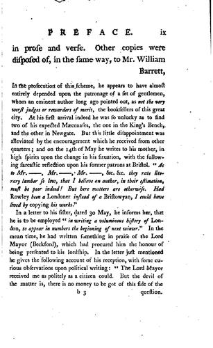 Download Poems, supposed to have been written at Bristol, by Thomas Rowley, and others, in the fifteenth century