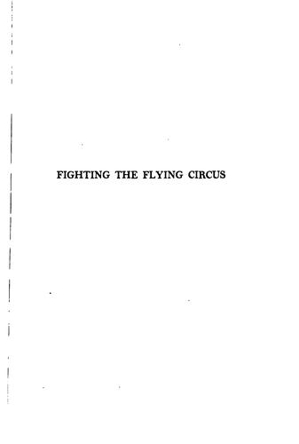 Download Fighting the flying circus